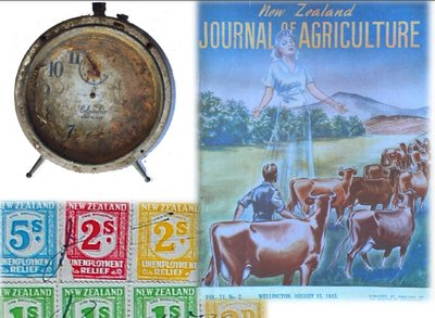 Butlers Farm Artefacts