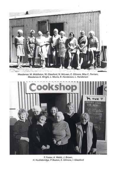 cookshop girls
