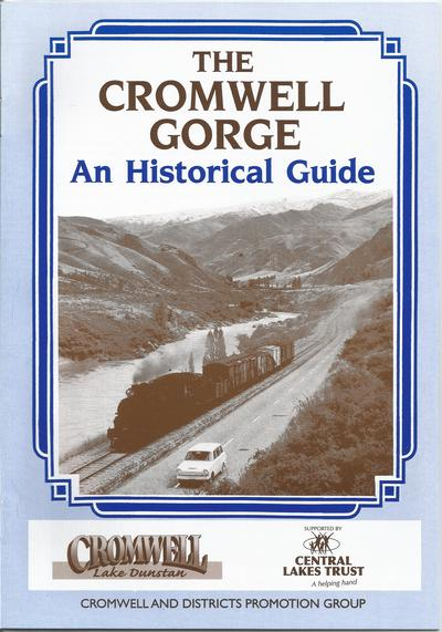 The Cromwell Gorge-Cover