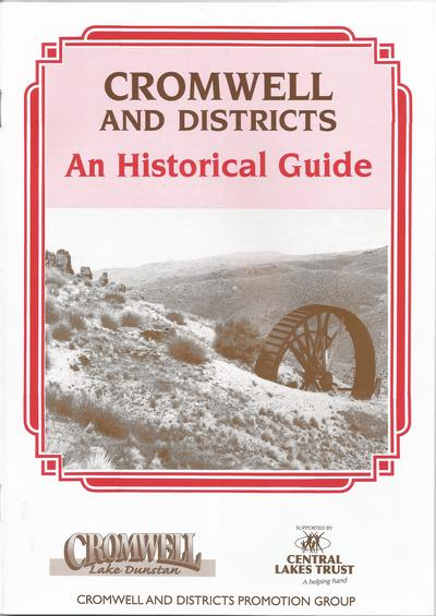 Cromwell & Districts Frontcover