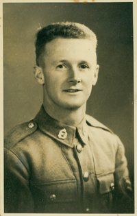 Harry Gilchrist - Crete WW2
